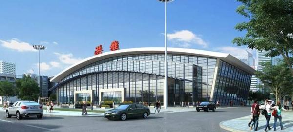 四川洪雅汽车站方案设计