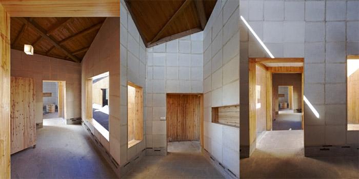 高黎贡山手工造纸博物馆建筑设计,云南腾冲