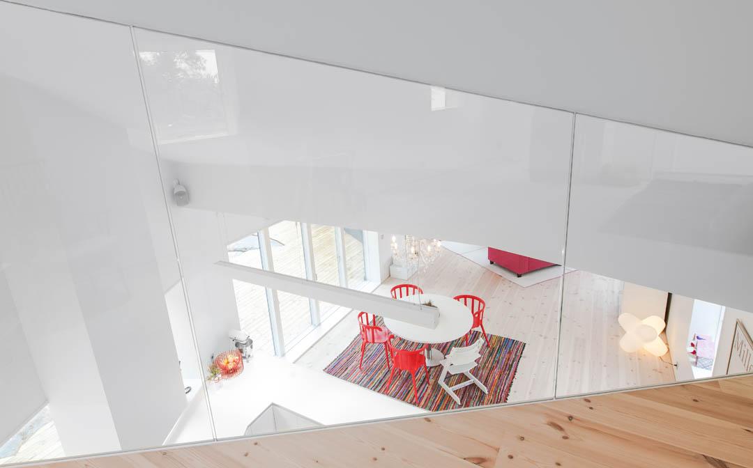 山地住宅建筑设计平面图: